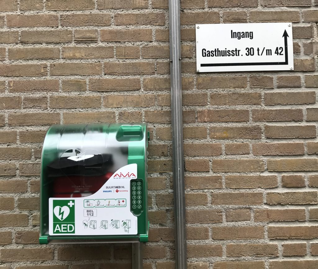 AED Grave Gasthuisstraat
